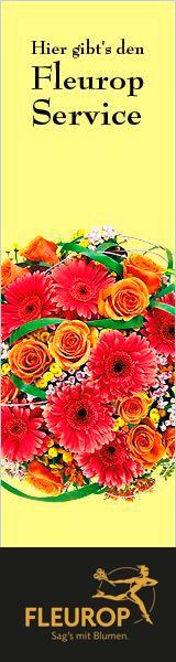 Fleurop Bestellung über Blumen Plank